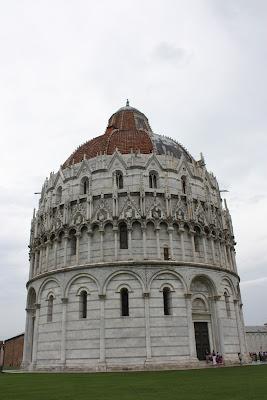 Batisterio de Pisa