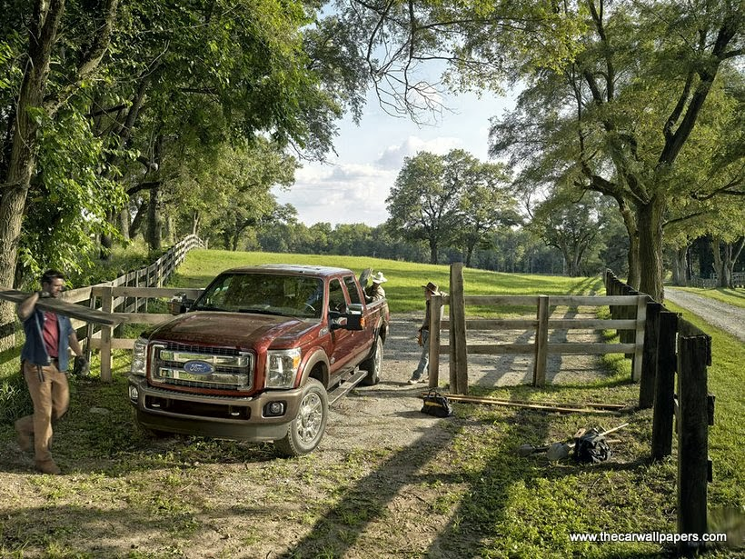 Ford F-Series Super Duty 2015