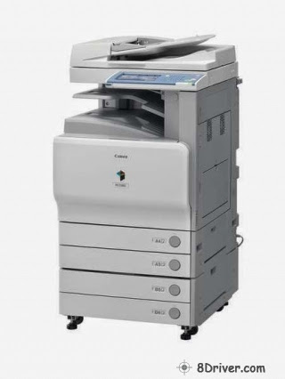 Get Canon iRC3380i Printer Driver and installing