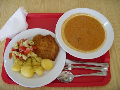 スープとカツレツ
