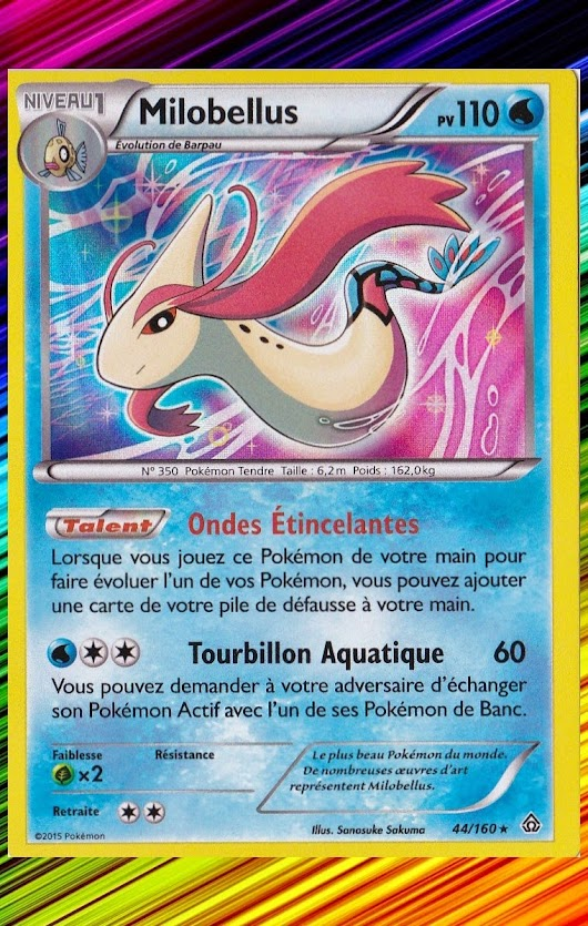 Colhomard Holo Carte Pokemon Neuve Française XY5:Primo Choc 92//160
