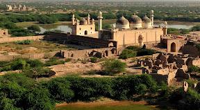 Abbasi Masjid, Darawar, Bahawalpur, Punjab, Pakistan
