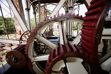 Escogido de fotografias del trapiche de vapor antes, durante y después de su remodelacion y restauracion.
