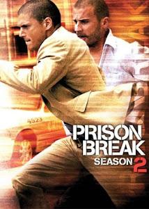 Vượt Ngục 2 - Prison Break Season 2 poster