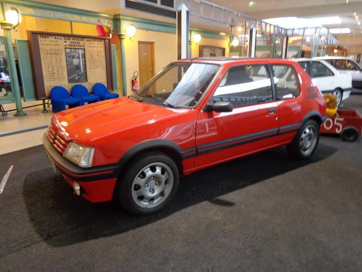 Musée de l'aventure Peugeot à Sochaux DSC01351