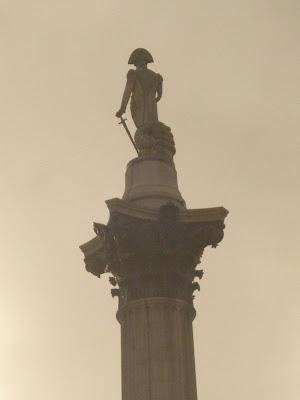 Nelson na Trafalgaru