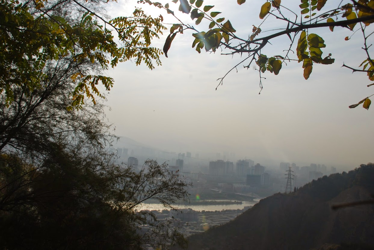Прогулки по Желтой реке