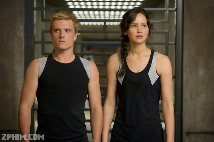 Ảnh trong phim Đấu Trường Sinh Tử 3: Húng Nhại Phần 1 - The Hunger Games: Mockingjay Part 1 1