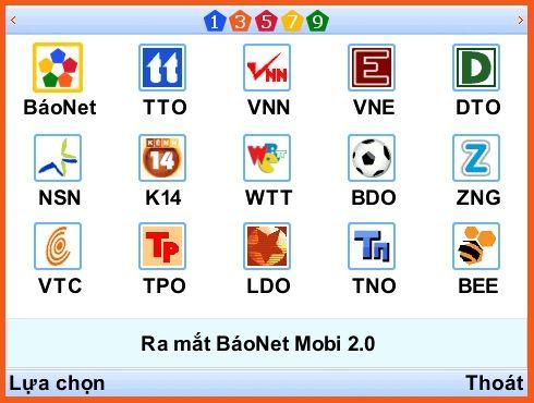 BáoNet - Phần mềm đọc báo