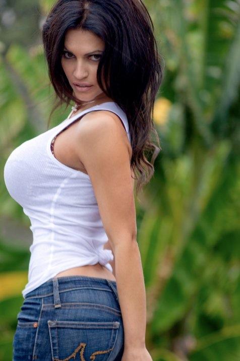 Wake Up With Denise Milani 10