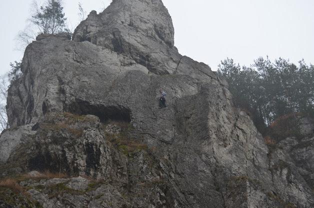 Żabi Koń Dolina Kobylańska