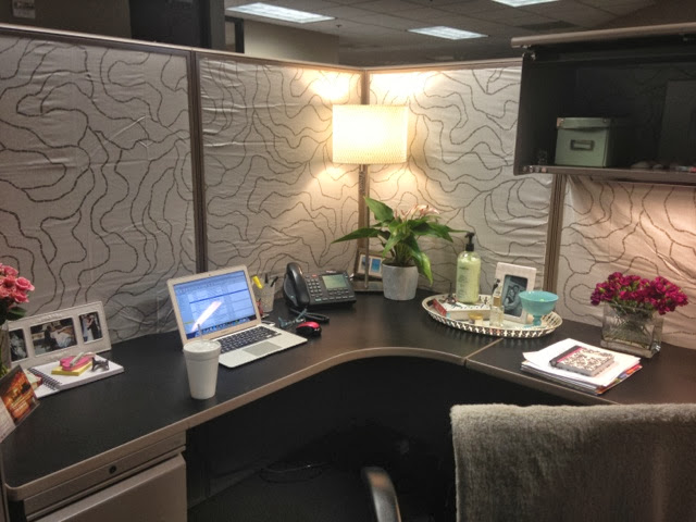 Cubicle Decor 9 chic cubicle decor ideas you'll fall in love with - les naly