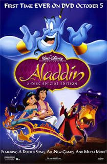 Download – Aladdin – DVDRip AVI Dual Áudio + RMVB Dublado