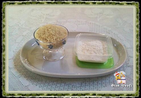 Amido de arroz