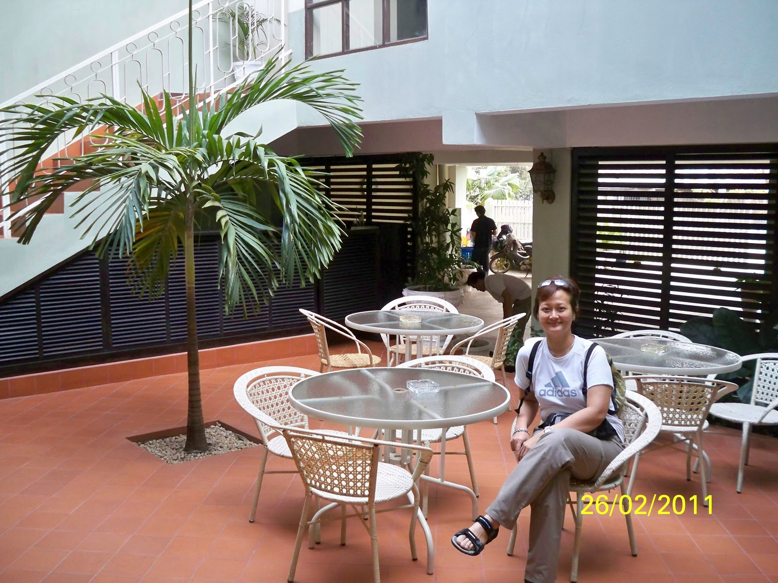khamvongsa hotel Accomodation at Hotel Khamvongsa, Khun Bulom Road, Ban Vat Chan, Vientiane.  Tel + 85621 218415 or +85621 223257 Email : hotel.khamvongsa@gmail.com ...