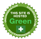 Green Web Hosting Reviews - this site is green
