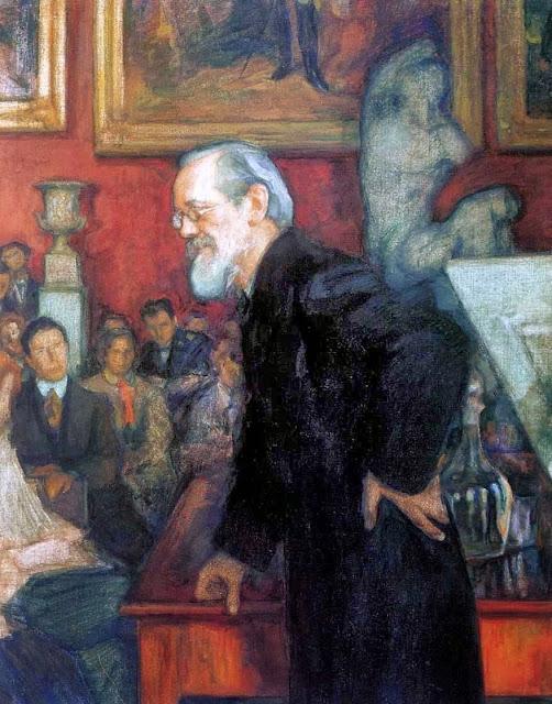 Leonid Pasternak - Kluchevsky.