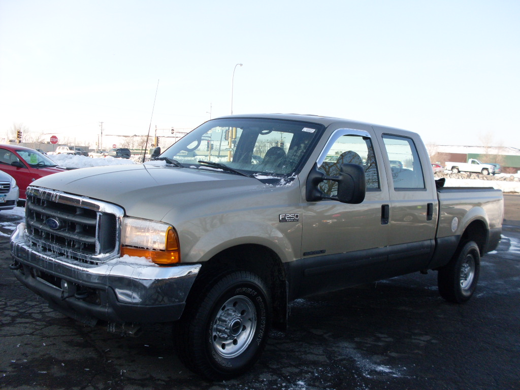 James 2001 ford f250
