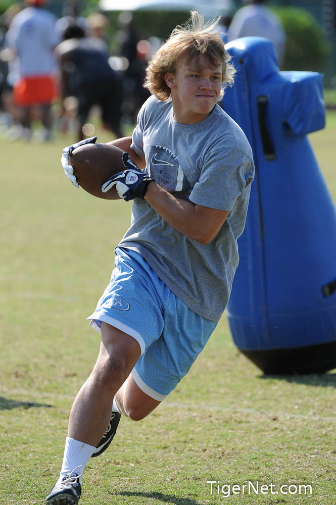 Dabo Camp - Saturday Morning Photos - 2012, Drake Grisham, Football, Recruiting