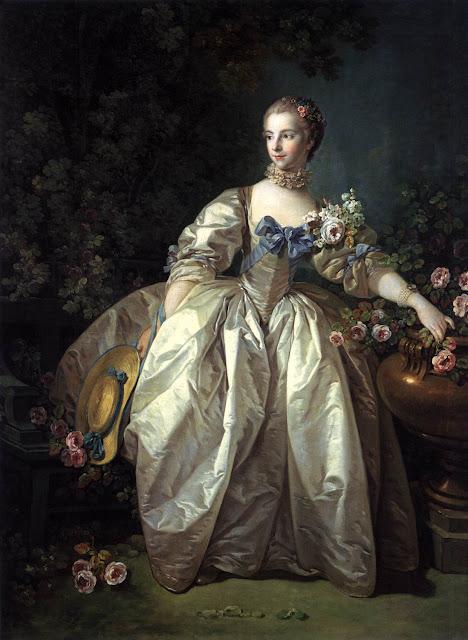 Francois Boucher - Madame Bergeret