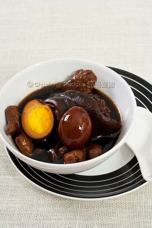 豬腳薑醋 Pig Trotters in Ginger and Sweetened Vinegar01
