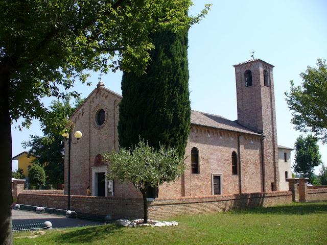 La chiesa-santuario Madonna di Conscio (Casale sul Sile)