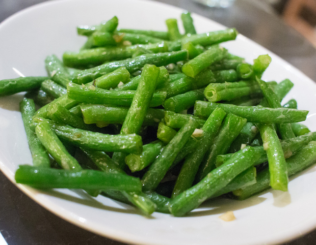 Chinese Style Garlic Green Beans - Kirbie's Cravings