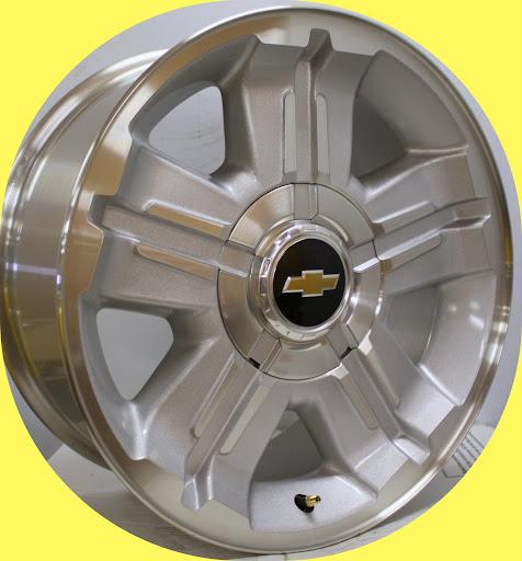 Chevy Tahoe Suburban Avalanche Silverado 18 Z71 OEM Factory GM Wheels