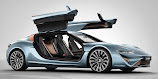 GENEVA 2014 - QUANT e-Sportlimousine spread wings [VIDEO]