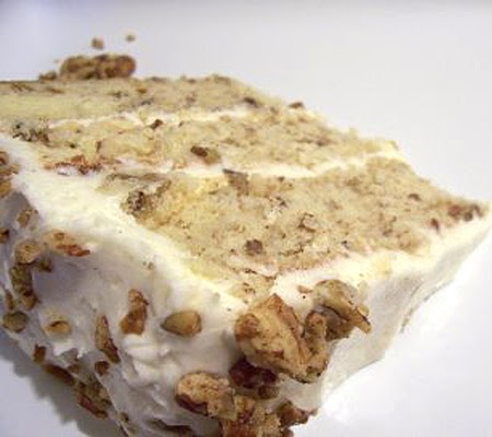Toasted Butter Pecan Cake Recipes