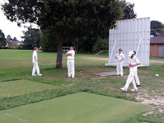 Pre match practice