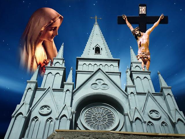 Paróquia Pessoal Senhor Bom Jesus Crucificado e Imaculado Coração de Maria