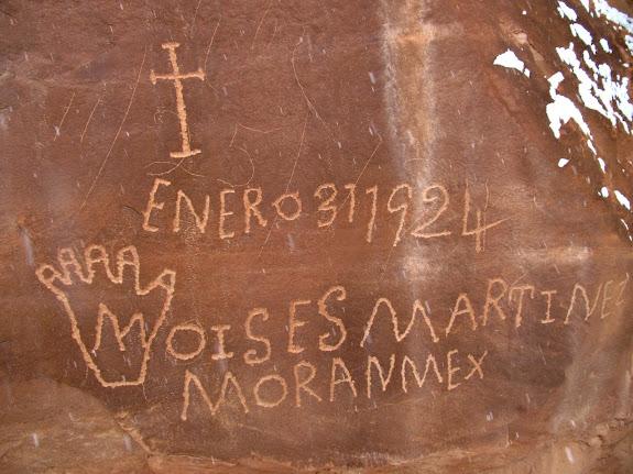 Moises Martinez, Mora, New Mexico, January 31, 1924