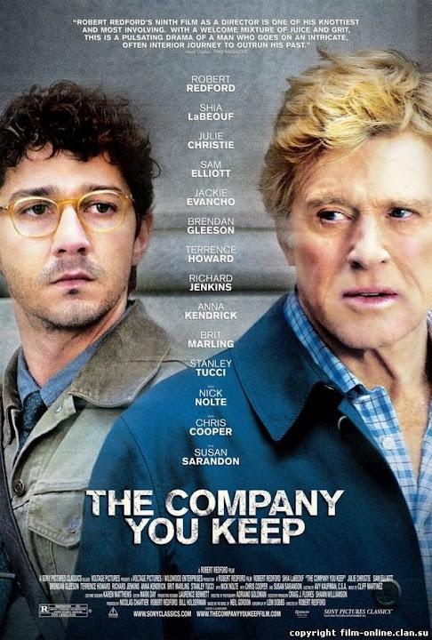 Ο Κανόνας της Σιωπής The Company You Keep Poster
