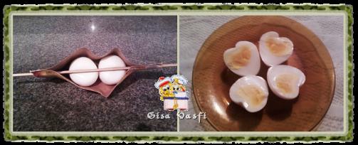 Modelando ovos de galinha