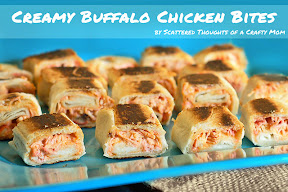 Buffalo Chicken Bites