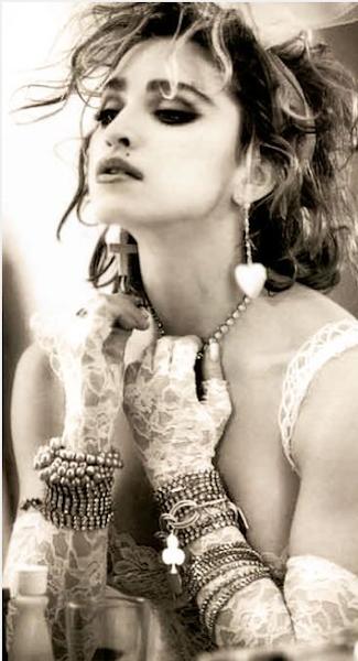 Madonna, c. 1984