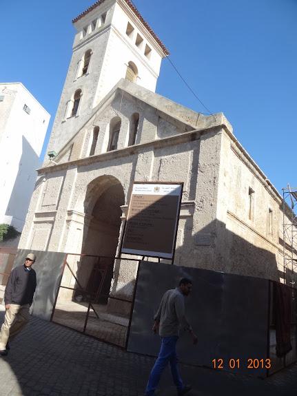 marrocos - Marrocos e Mauritãnia a Queimar Pneu e Gasolina DSC05397
