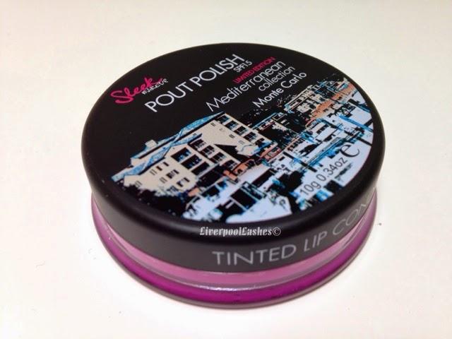 Sleek Pout Polish Lip Conditioner in Monte Carlo