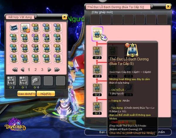 Dragonica Online cập nhật phiên bản mới Galaxy 2