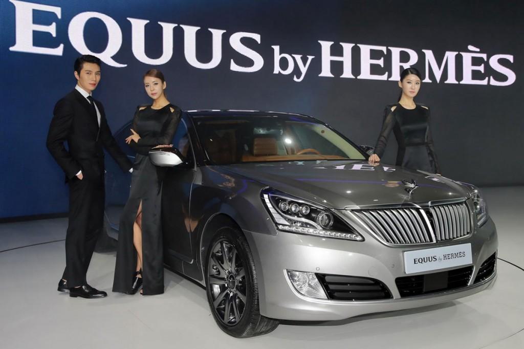 *HQUUS by Hermès:法國愛馬仕豪華版長型禮車! 4