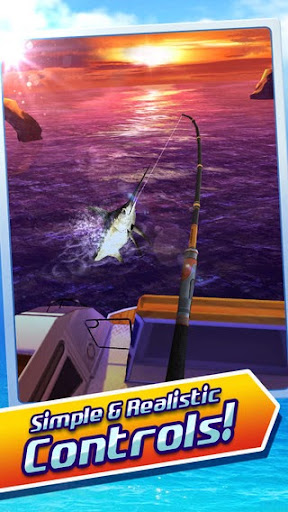 Real Fishing 2014 v1.0.0 for iPhone/iPad