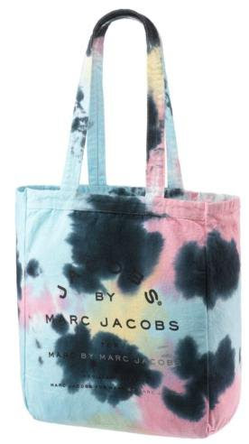 Marc by Marc Jacobs Cotton Jacobs Tote-Tie Dyed Bag