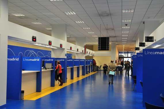 Línea Madrid bate récord de atención al ciudadano