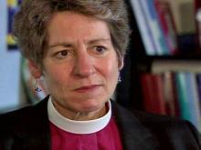 Bishop Katharine Jefferts Schori