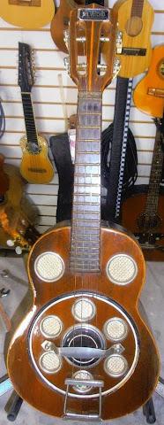 Del Vecchio type 7 Cavaco Vibrante brazilian cavaquinho