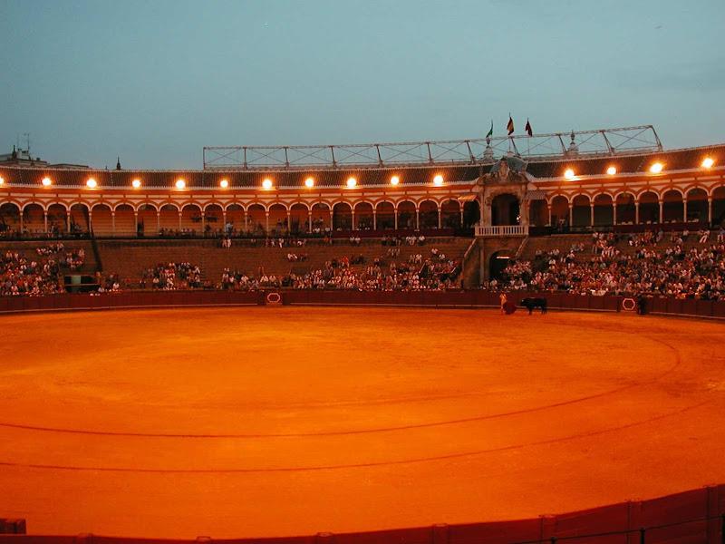 Plaza de Toros de la Real Maestranza