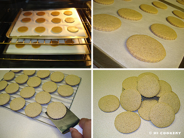 St. Hildegard Spice Cookies