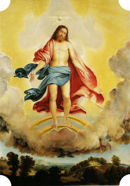 Lorenzo Lotto - The Trinity