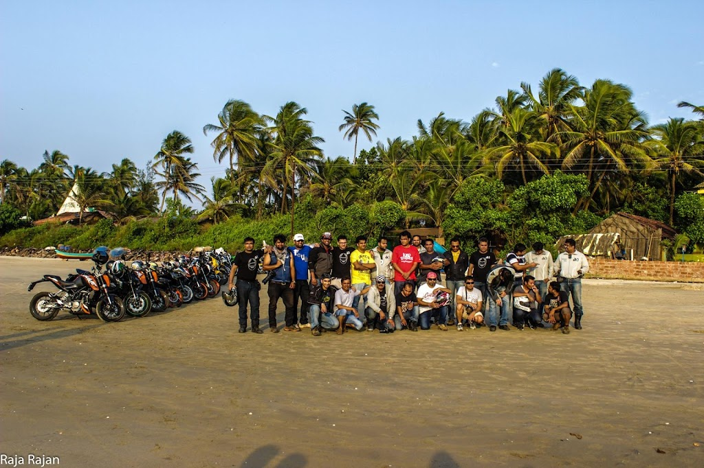 2014 Nomads at Tarkarli